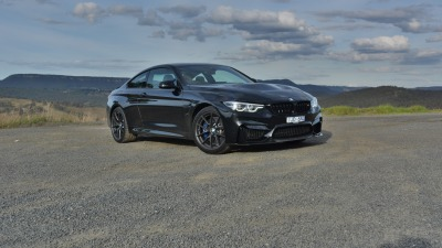 2018 BMW M4 CS new car review