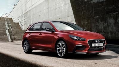 Hyundai introduce i30 N Line