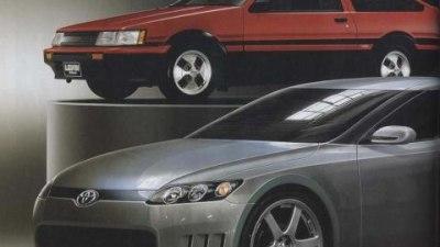 Toyota AE86 1980's classic revival
