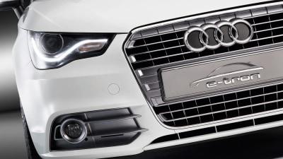 Audi Looking To Dominate Premium EV Market By 2020