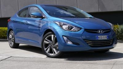 2014 Hyundai Elantra Review: Premium Auto Petrol Sedan