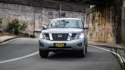 2019 Nissan Patrol Ti-L review