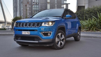 2018 Jeep Compass Limited new car review