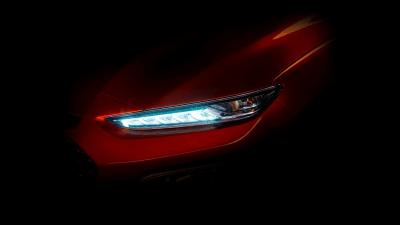 Hyundai Drops First Teaser Of New Kona Small SUV