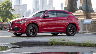 Alfa Romeo Stelvio Q Review