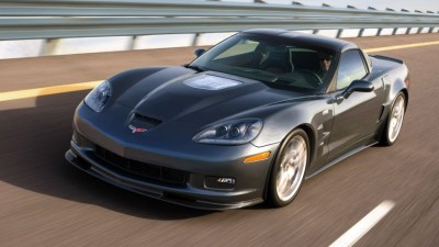 2015 Corvette Z06 So Good, You Won't See A New ZR1: Report