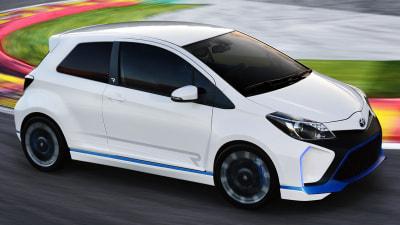 Toyota Planning New TMG Performance Range: Report