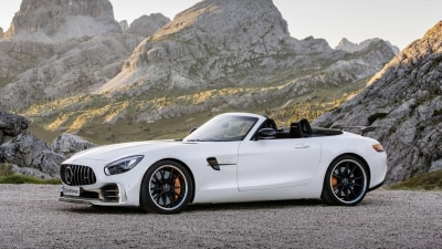 Coming Soon: Mercedes-AMG GT R Roadster