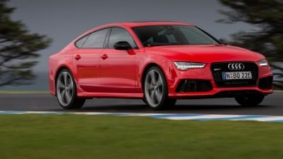 Audi RS7 Performance new car review