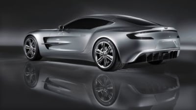 Aston Martin Ownership-Slice Up For Grabs