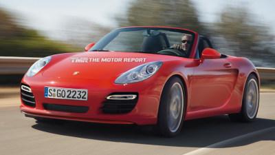 Porsche's Baby 550 Still In The Works: Report