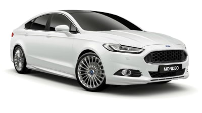 Ford Mondeo Steps Up To SYNC 3 Infotainment