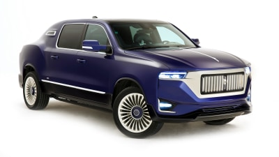 Ram 1500 pick-up gets the Rolls-Royce treatment