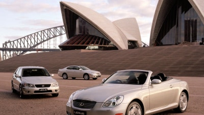Lexus Announces The Retirement Of The SC 430