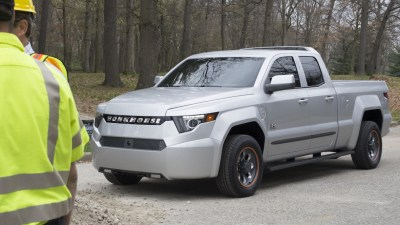 Workhorse Beats Tesla To The Electric Pickup Truck Punch