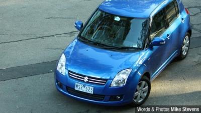 2009 Suzuki Swift LE Road Test Review