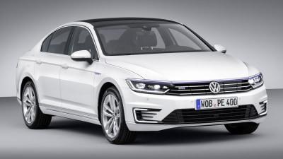 No Change To Volkswagen's Diesel Strategy In Australia Despite Hybrids Ready To Roll