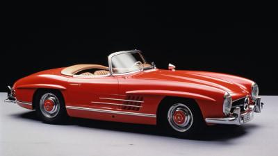 Next-gen Mercedes SL to revive spirit of Gullwing