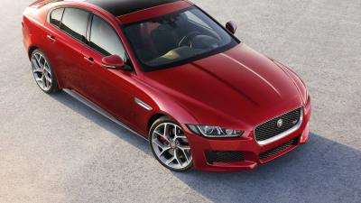 Jaguar XE Sedan Revealed