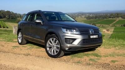 2016 Volkswagen Touareg V6 TDI REVIEW   Caught Between Mainstream And Premium