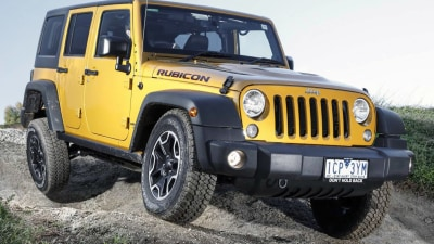 Next-Gen Jeep Wrangler Will Keep Live Axles: Report