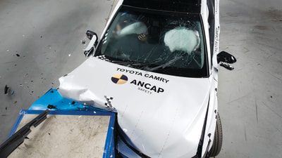 Uber: Five-star ANCAP requirement comes into force