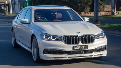 Alpina B7 Bi-turbo 2018 Review