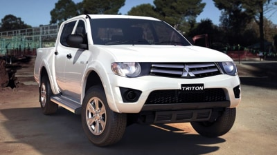 Older Mitsubishi Triton Will Soldier On In 'Extended Runout'