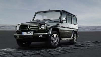 Mercedes Celebrates 30 Years Of G-Class With Special Editions