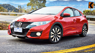 New Honda Civic Update: 2015 Price And Features For Australia