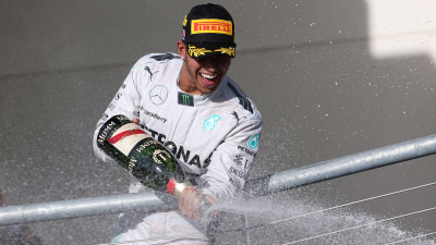 2014 US F1 GP: Hamilton Extends Lead In Texas While Ricciardo Shines