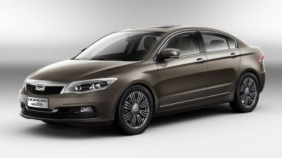 Qoros GQ3 Revealed Ahead Of Geneva