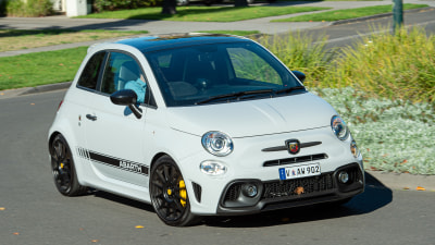 2019 Abarth 595 Competizione manual review