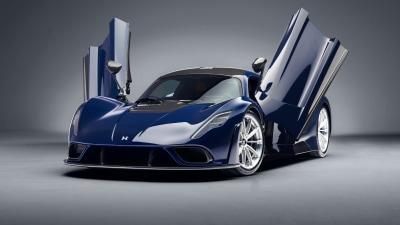 Hennessey unveils production version of 1355kW Venom F5