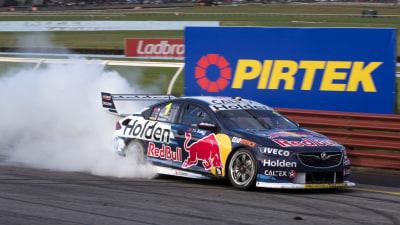 Motorsport: Holden sweeps Sandown