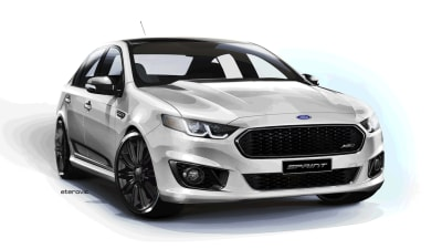 First Ford Falcon XR8 Sprint To Cross The Auction Blocks For Charity