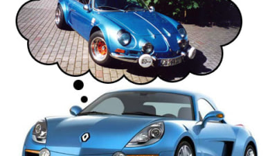 370Z-Based Renault Alpine to be Revived in 2010?