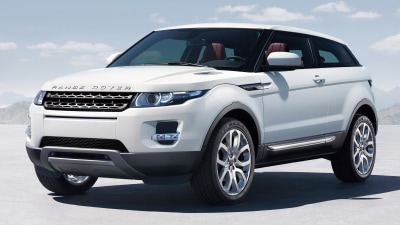 Range Rover Evoque Could Get a High-performance Flagship: Report
