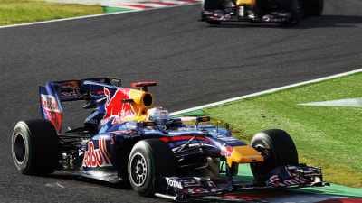 F1: Red Bull RB7 An Evolution Of RB6, Engine Options Remain Open