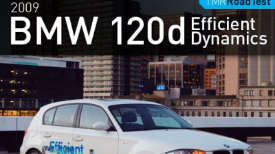 2009 BMW 120d EfficientDynamics Challenge, First Drive Review