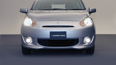 Mitsubishi Adds Drive-away Deal To 2013 Mirage Launch