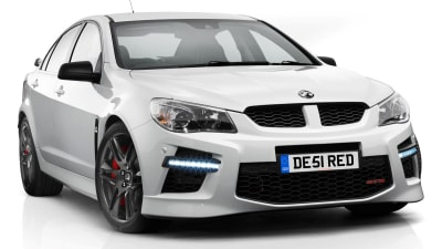Vauxhall VXR8 GTS Order Book Opens In United Kingdom