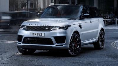 Range Rover Sport HST debuts new hybrid engine
