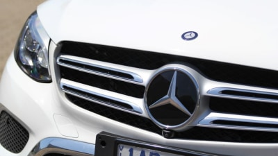 Mercedes-Benz Trademarks GLB Name, New Small SUV Inbound?