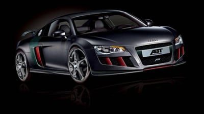 Audi R8 Abt Sportline - Hit me with your ugly stick..hit me..hit me