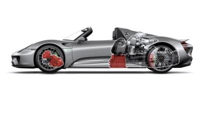Porsche Pledges $9.4 Billion Investment In Electrification Technology