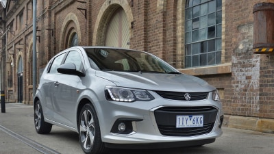 2017 Holden Barina LT Review - Hatch Falls Further Behind Its Rivals