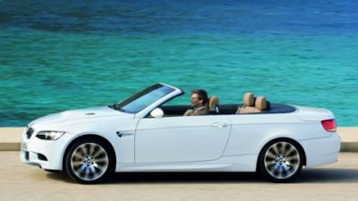 2008 E93 BMW M3 convertible officially revealed