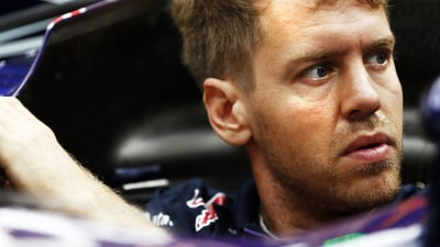 F1: Vettel Admits 'Struggling' To Beat Ricciardo, Merc Wanted Red Bull Ban