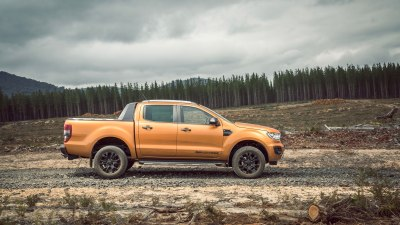 Ford Ranger Wildtrak 2019 first drive review
